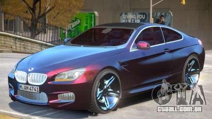 BMW M6 F12 V1 para GTA 4