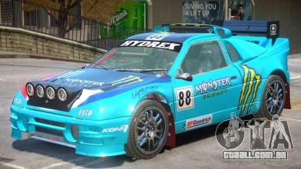 Ford RS200 Drift V1 PJ4 para GTA 4