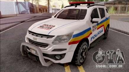 Chevrolet TrailBlazer 2017 PMMG para GTA San Andreas