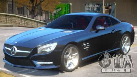 Mercedes SL350 V1 para GTA 4