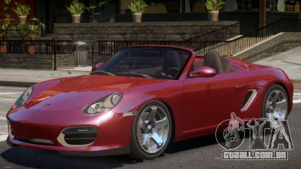 Porsche Boxster V1.0 para GTA 4