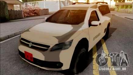 Volkswagen Saveiro G5 Funeraria para GTA San Andreas
