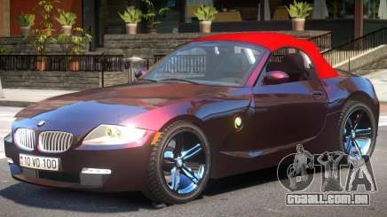 BMW Z4 Spider V1.0 para GTA 4