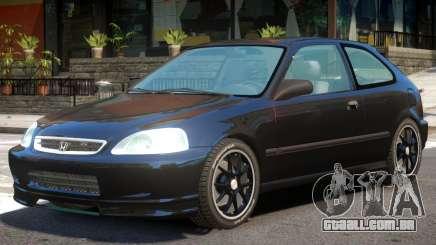 1996 Honda Civic CX para GTA 4