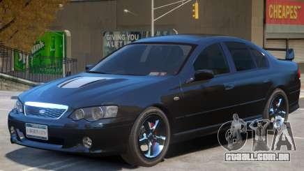 Ford Falcon R2 para GTA 4