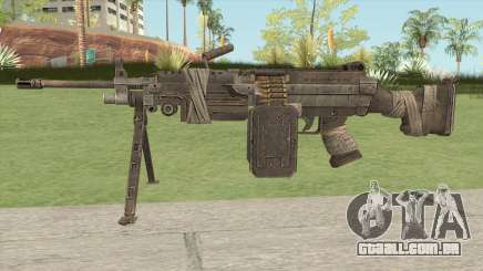 M249 SAW (Spec Ops - The Line) para GTA San Andreas