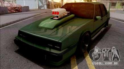 GTA IV Willard Custom para GTA San Andreas