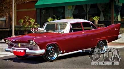1957 Plymouth Savoy para GTA 4