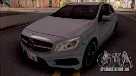 Mercedes-Benz A250 AMG 2016 Lowpoly para GTA San Andreas