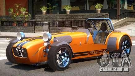 Caterham Superlight V1.2 para GTA 4