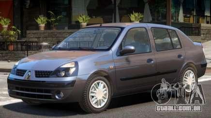 Renault Clio V1.2 para GTA 4