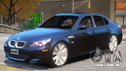 BMW M5 E60 M7 para GTA 4