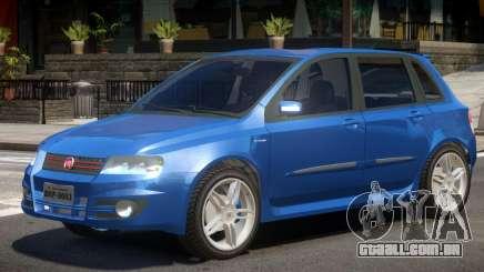 Fiat Stilo V1 para GTA 4