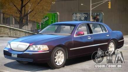Lincoln Town Car V1 para GTA 4
