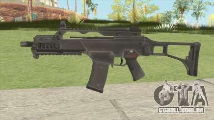 G36C (COD-MWR) para GTA San Andreas