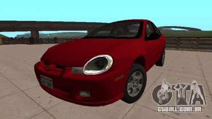 Dodge Neon Série De 2002 para GTA San Andreas