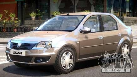 Dacia Logan para GTA 4