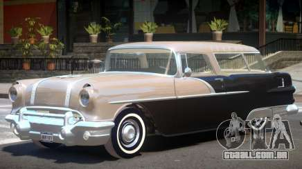 Pontiac Safari V1 para GTA 4
