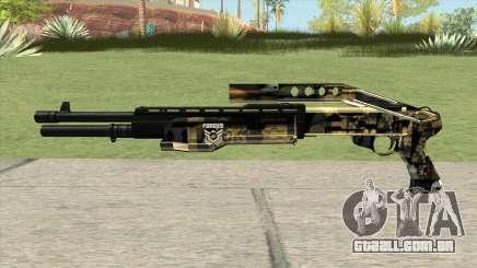 Shotgun (French Armed Forces) para GTA San Andreas