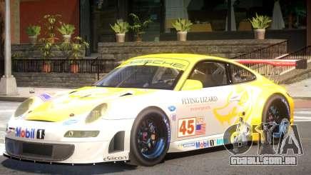 Porsche GT3 Sport V1 PJ1 para GTA 4