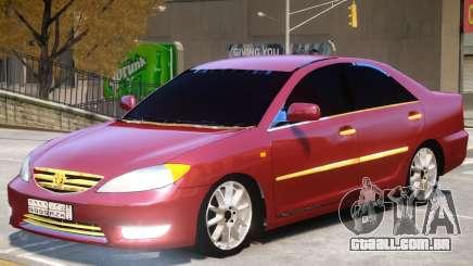 Toyota Camry V2.1 para GTA 4