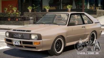 1983 Audi Quattro V1 para GTA 4