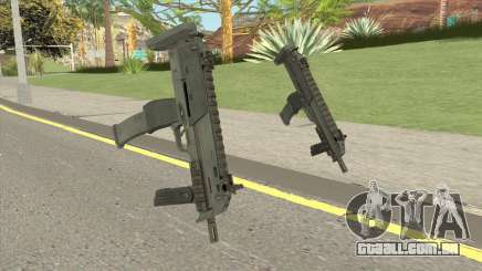MP7 (CS: GO) para GTA San Andreas