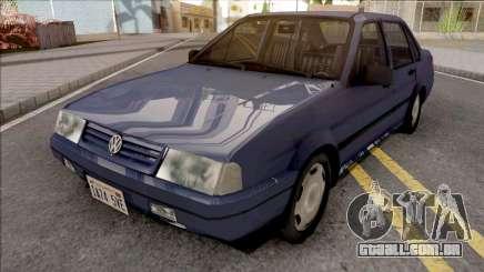 Volkswagen Santana 2000 Mi Comum para GTA San Andreas
