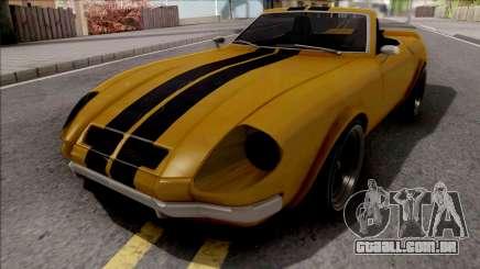 FlatOut Lancea Cabrio v2 para GTA San Andreas