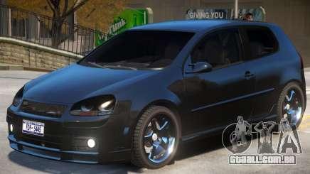 Volkswagen Golf GTI V1.2 para GTA 4