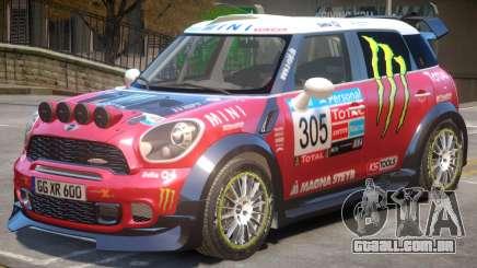 Mini Countryman Rally Edition V1 PJ2 para GTA 4
