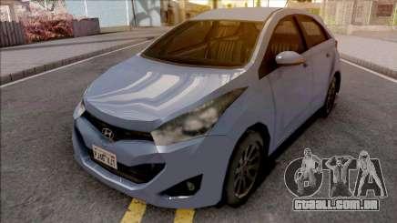 Hyundai HB20 2014 para GTA San Andreas