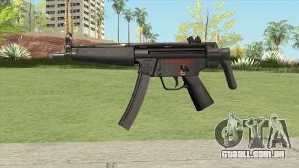 MP5 (Cry Of Fear) para GTA San Andreas