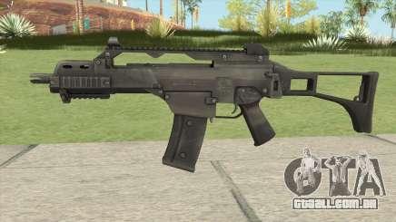 G36C (Battlefield 2) para GTA San Andreas