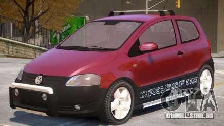 Volkswagen Fox V1 para GTA 4
