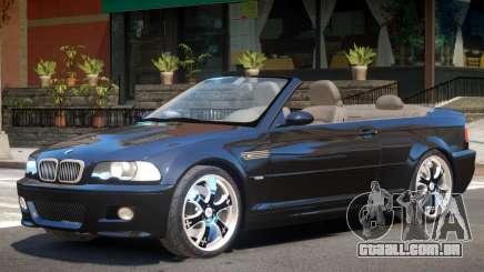 BMW M3 E46 Cabrio para GTA 4