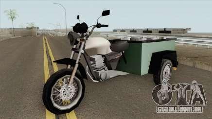 Triciculo Do Gas (UltraGaz e Variacao) para GTA San Andreas