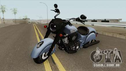 Indian Chief Dark Horse 2019 (V2) para GTA San Andreas
