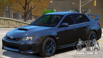 Subaru Impreza Upd para GTA 4