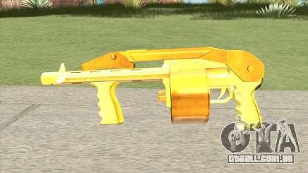 Combat Shotgun Gold (French Armed Forces) para GTA San Andreas