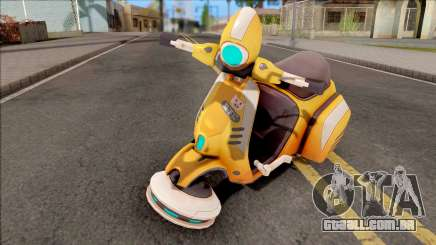 Ilios Motoscooter from Overwatch para GTA San Andreas