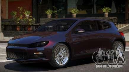 Volkswagen Scirocco V2 para GTA 4