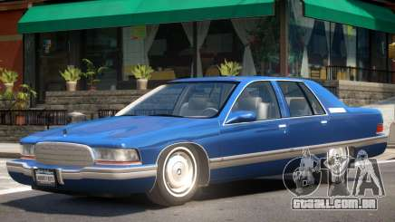 1996 Buick Roadmaster V1 para GTA 4