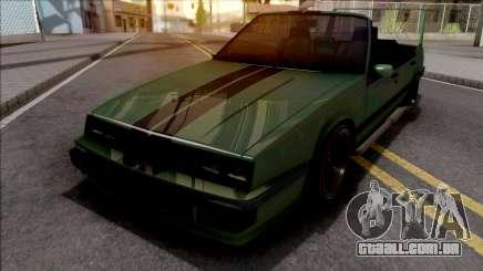 GTA IV Willard Cabrio Custom para GTA San Andreas