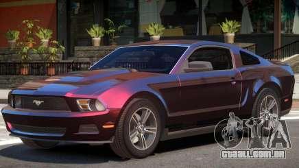 Ford Mustang M7 para GTA 4