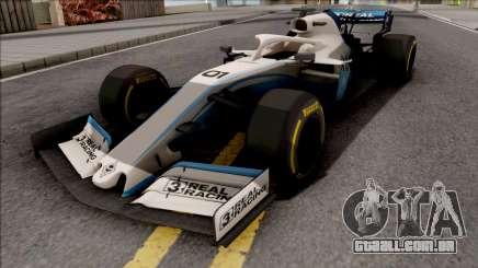 Coche De La Academia F1 para GTA San Andreas