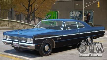 1969 Plymouth Fury para GTA 4