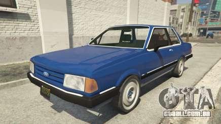 Ford Del Rey GL 1989 para GTA 5