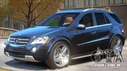 Mercedes Benz ML63 R2 para GTA 4