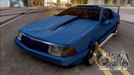 Custom Cadrona v4 para GTA San Andreas
